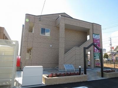 玉島乙島「メゾンファミーユⅡ」 1LDK 賃料¥51,000