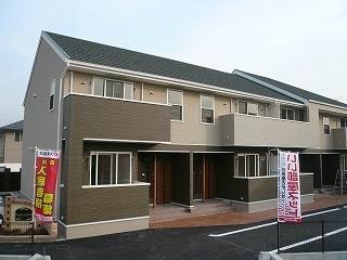玉島乙島「ポポラーレ・デ・レオン」 2LDK 賃料¥57,000