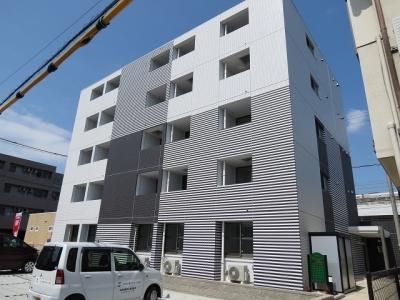 新倉敷駅前2丁目「エテルノ・ミサオ」 1K 賃料¥54,000