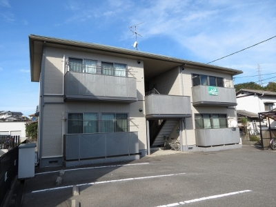 玉島乙島「トーホー・K」 2DK 賃料¥45,000