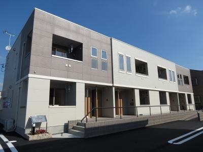 玉島阿賀崎4丁目「アビターレ」 1LDK 賃料¥47,000