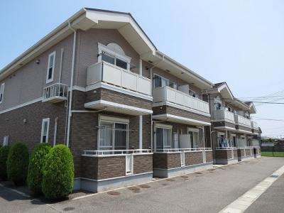 玉島阿賀崎5丁目「ベル・クールA」 1LDK 賃料¥45,000