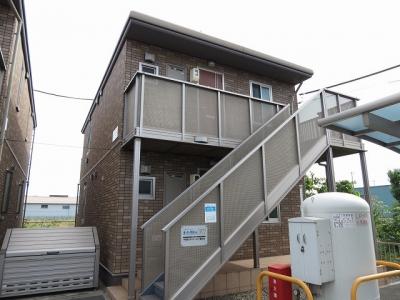 東塚7丁目「ディアコートⅡ」 2DK 賃料¥55,000