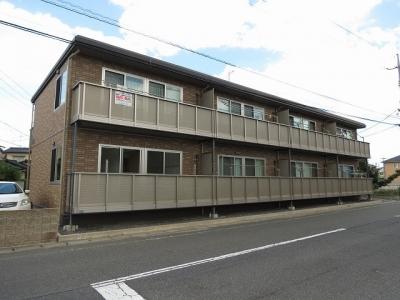 連島中央4丁目「ブルーベリーB」 1LDK 賃料¥48,000