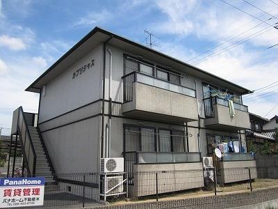 金光町占見新田「カプリシャス」 1LDK 賃料¥39,000