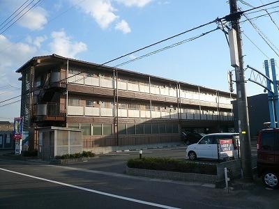 玉島上成「リーベン上成」 2DK 賃料¥39,000