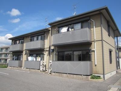 玉島1丁目「Sweet House B棟」 2K 賃料¥47,000