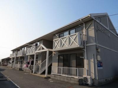 玉島八島「ミルティミ八島」 2K 賃料¥40,000