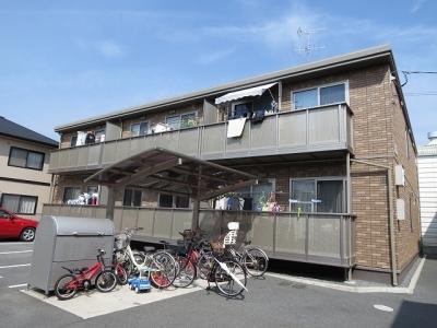 玉島阿賀崎4丁目「パインツリーF」 3LDK 賃料¥68,000