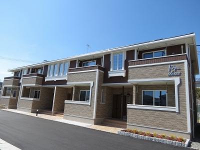 鴨方町六条院東「プリミヴェール ドゥ」 2LDK 賃料¥57,500