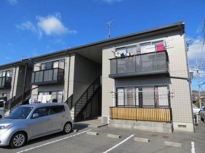玉島爪崎「コーポグレイス」 2LDK 賃料¥57,000