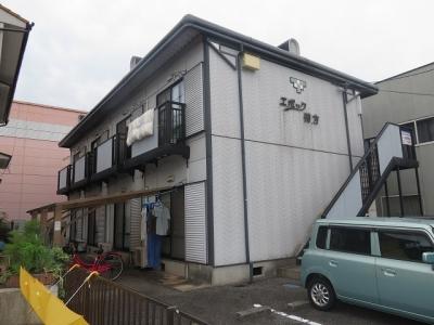 鴨方町六条院中「エポック鴨方」 1K 賃料¥30,000