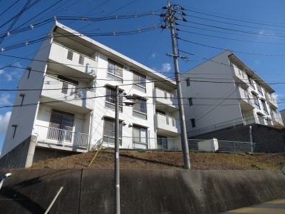 玉島3丁目「ホワイトヒルズ山陽」 3LDK 賃料¥37,000