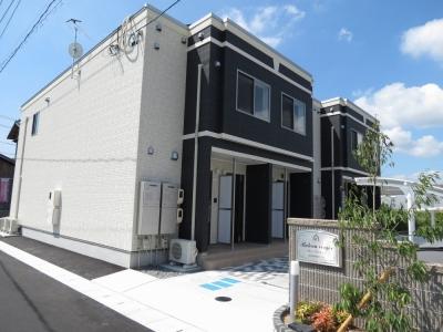 金光町佐方「バトー・ヴェルジェ」 1LDK 賃料¥50,000