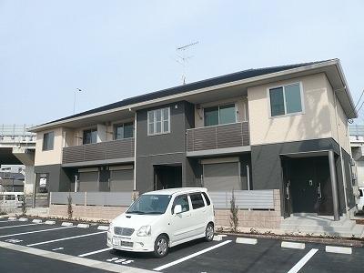 玉島長尾「ぽてと」 1LDK 賃料¥55,000
