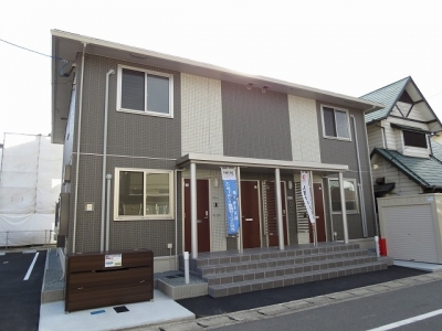 玉島乙島「フォルトゥーナ」 2DK 賃料¥60,000