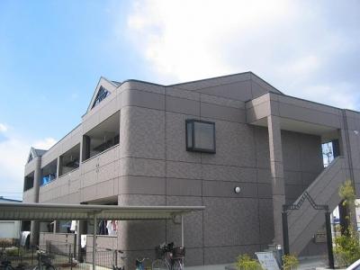玉島爪崎「リーヴァ オルト」 2DK 賃料¥55,000