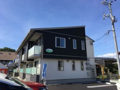 【新築】真備町川辺「エターニア」 1LDK 賃料¥47,000