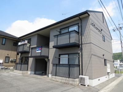 玉島乙島「レジデンスナカヤⅡ」 3K 賃料¥50,000