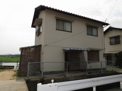 玉島爪崎「上野駅前貸家」 3DK 賃料¥55,000
