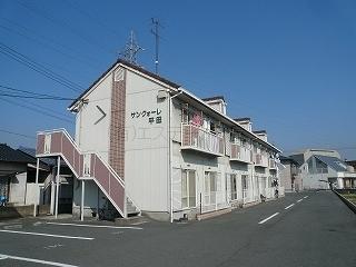 玉島阿賀崎2丁目「サンクオーレ平田」 2DK 賃料¥38,000
