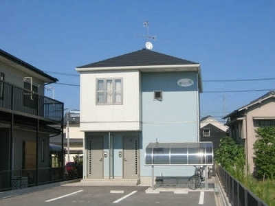 玉島長尾「ボンヌ・シャンス」 2LDK 賃料¥65,000