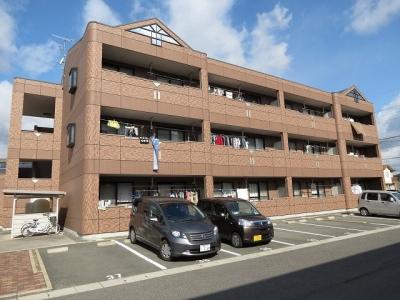 新倉敷駅前5丁目「N-グランドール」 3LDK 賃料¥81,000