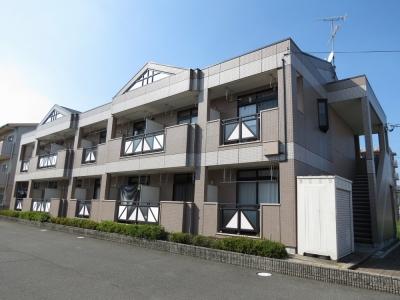 玉島爪崎「アムールパレスⅡ」 1K 賃料¥40,000
