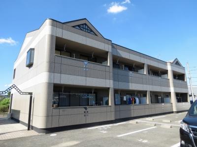 真備町川辺「ヴィーブルピア」 2DK 賃料¥49,000