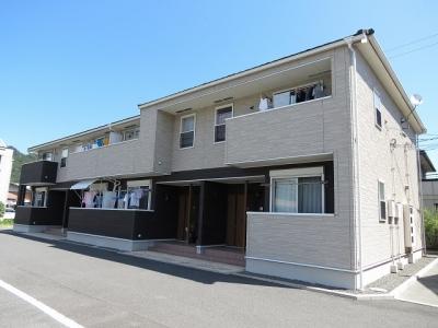 矢掛町矢掛「カルム・プロムナードA」 2LDK 賃料¥54,500