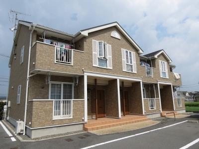 玉島黒崎新町「フォーラムB」 2LDK 賃料¥46,000
