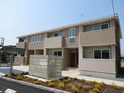 玉島黒崎新町「アンスリールA」 2DK 賃料¥44,500