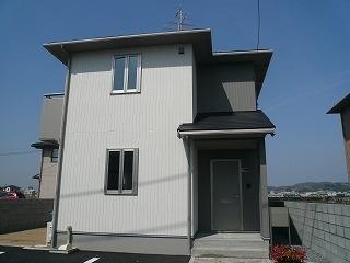 玉島上成「ノートルレジデンスA」 3LDK 賃料¥90,000
