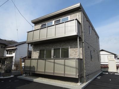 【新築】浅口市寄島町「海音」 2LDK 賃料¥48,000