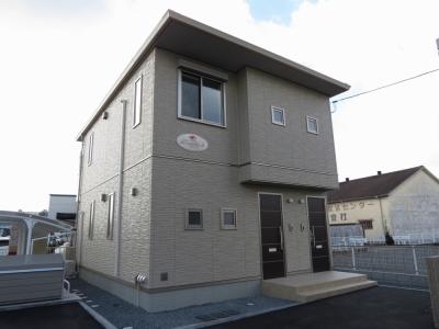玉島中央町2丁目「ワサンタB」 1LDK 賃料¥59,000