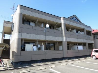 玉島爪崎「コンフォール21」 1K 賃料¥45,000