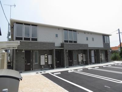 玉島八島「シェルト」 2LDK 賃料¥63,000
