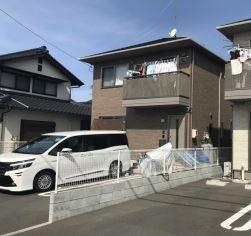 玉島上成「ベルクⅡ」 3LDK 賃料¥94,000