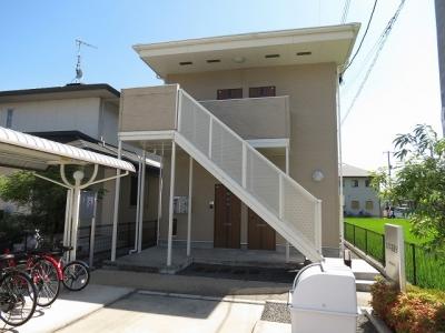 玉島上成「ルミネ長田B」 1K 賃料¥40,000