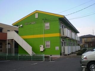 玉島乙島「オリーブ滝澤」 2DK 賃料¥37,500