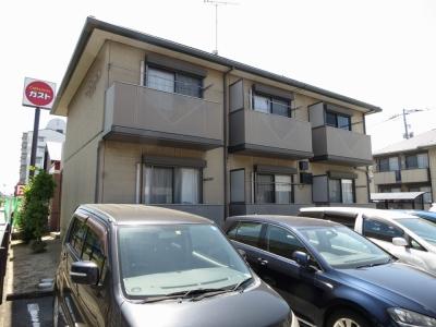 新倉敷駅前3丁目「カタラータB」 1K 賃料¥40,000